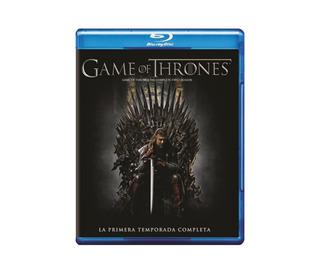Blu-ray Game Of Thrones Primera Temporada Nuevo Cerrado Sm