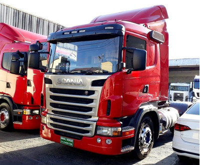 Scania G 380 4x2 2010 P 360 G 360 G 420