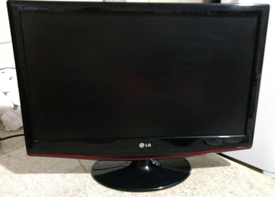 Vendo Tv/monitor Lg Lcd 23
