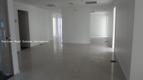 Laje Corporativa Para Locação Em São Paulo, Vila Olimpia, 4 Banheiros, 12 Vagas - 2093_2-711486