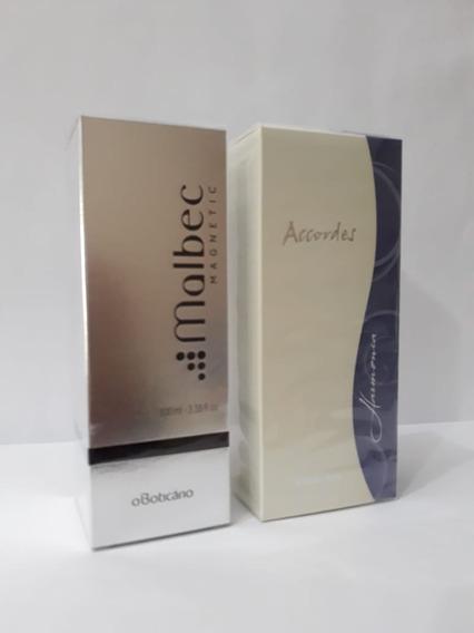 Kit Perfume Malbec Magnetic E Accordes Harmonia