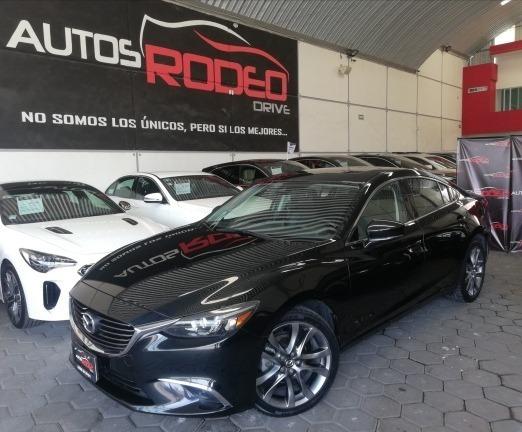 Mazda 6 I Grand Touring Plus 2017, At