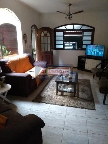 Sobrado Residencial À Venda, Jardim Toscana, Guarulhos. - Ai1337