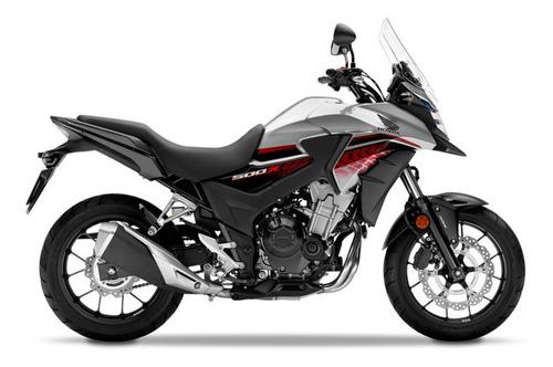 Honda Cb 500 X Usada - Oficial 100% Financiada