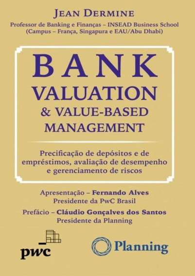 Bank Valuation And Value-based Management