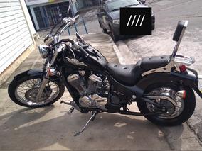 Honda Black Shadow Vt 600 C