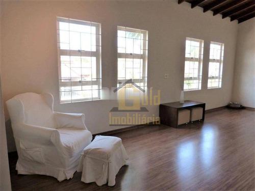 Casa Com 4 Dormitórios À Venda, 476 M² Por R$ 800.000,00 - Parque Industrial Lagoinha - Ribeirão Preto/sp - Ca1137