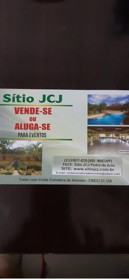 Espaçoso Sitio Jcj Para Moradia Ou Lazer