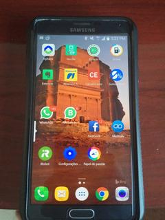 Celular Smartfone Galaxy Note 4 -bateria De Longa Duração