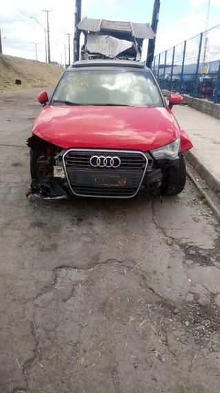 Audi A1 2012 Sucata Para Venda De Peças