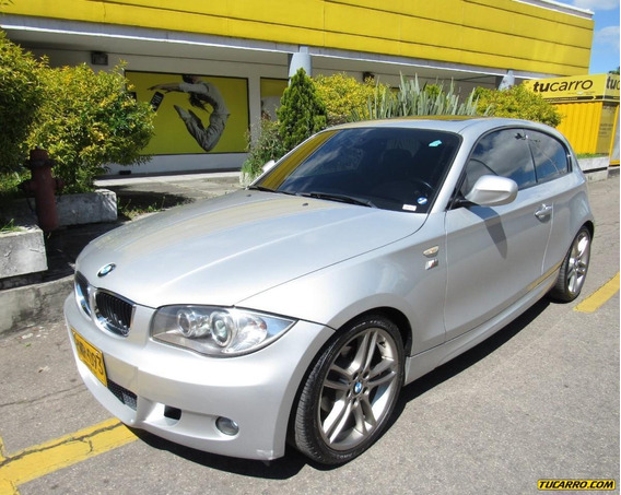 Bmw Serie 1 116i M 1.6 Mecánico Hatch Back 3 Pts