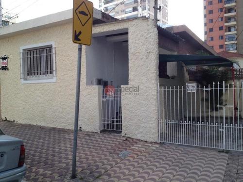 Terreno Comercial À Venda, Água Rasa, São Paulo - Te0814. - Ta4030