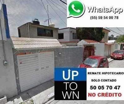 Remate Hipotecario En Ecatepec De Morelos (ac-6638)