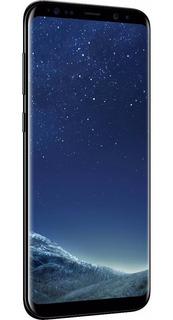 Samsung Galaxy S8+ Plus Dual 64gb Preto Capa Carreg S/f
