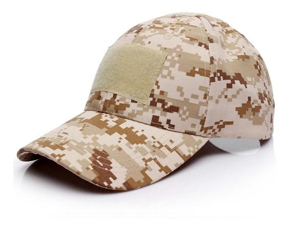 Gorra Táctica Militar Alpha Con Velcros