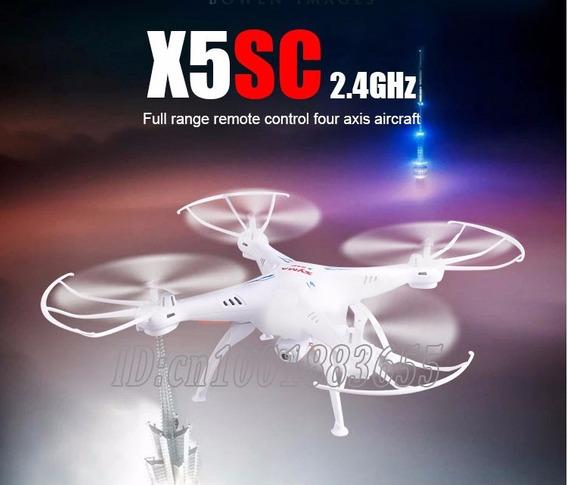 Drone X5s/x5sc Com Camera Hd Pronta Entrega