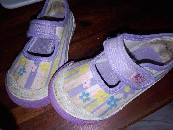 Zapatos Para Niña Talla 22