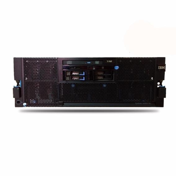 Servidor Ibm X3850 M2 128gb 4 Xeon Quad Core
