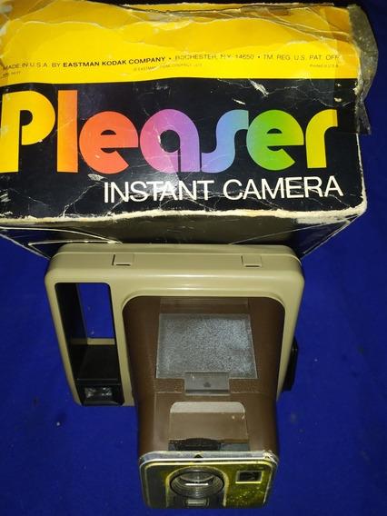 Camara Polaroide Pleaser Kodak