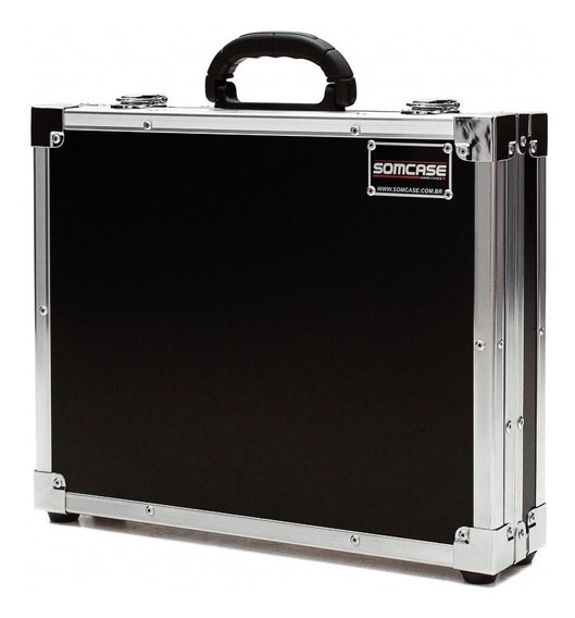 Hard Case Maleta Para Microfone Sem Fio Shure Svx24 Pg28