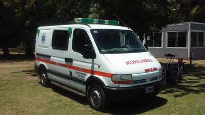 Servicio De Ambulancia Particular Zona Sur