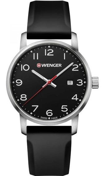 Reloj Wenger Avenue Original Para Hombre 011641101