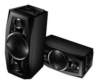 Sistema Audio Torre Sonido Goldstar Gld801 Usb Fm Sd Karaoke