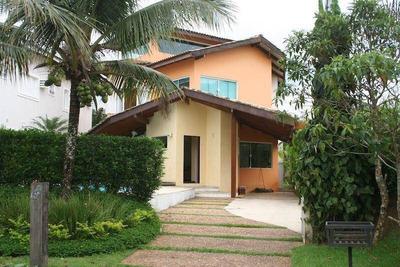 Casa No Litoral Norte- Condomínio Fechado Hanga Roa - Codigo: Ca0138 - Ca0138