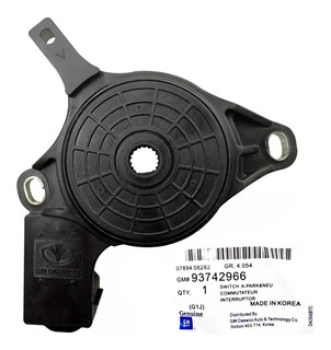 Sensor Pare Neutro Optra Limited Desing Advance Gm #966