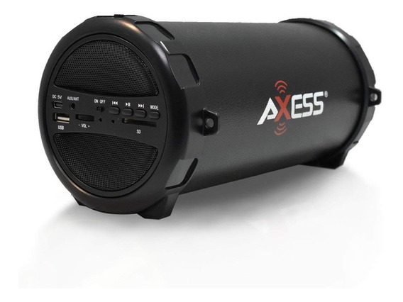 Oferta Altavoz Bluetooth Axess 2.1 Subwoofer Audio Portatil