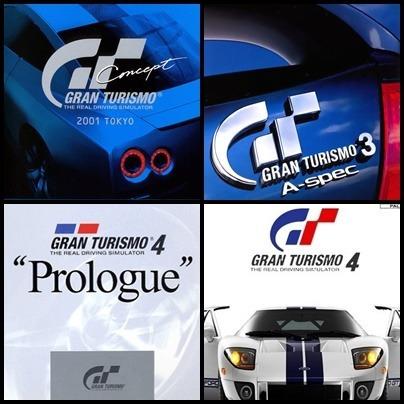 Ps2 - Gran Turismo - 4 Dvds - Patch Desbloqueado