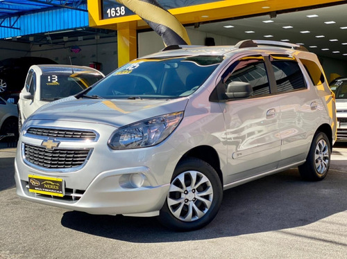 Imagem 1 de 8 de Chevrolet Spin Lt 2016