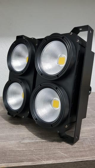 Mini Brute Bsl Light 4x100w Quente E Frio
