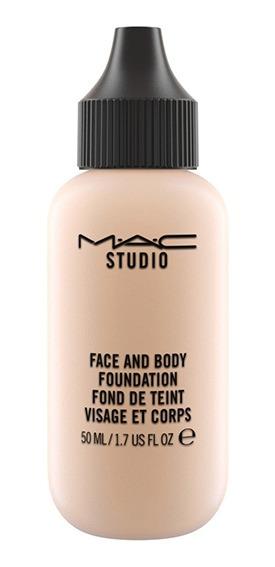 Base De Maquillaje Mac Studio Face And Body Foundation 50ml