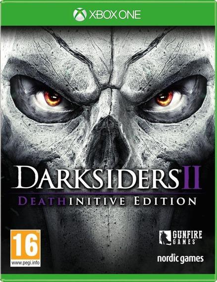 Game Darksiders 2 Xbox One Disco Fisico Original Português