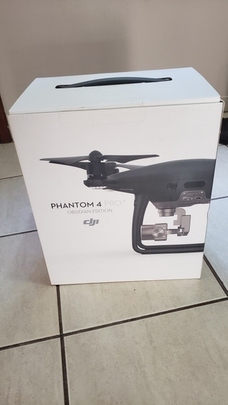 Drone Dji Phantom 4 Pro Plus Obsidian + 1 Bateria Obsidian