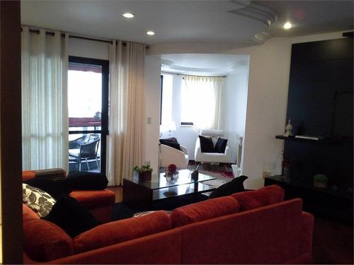 Imagem 1 de 30 de Apartamento Residencial À Venda, Jardim Anália Franco, São Paulo. - Ap4208