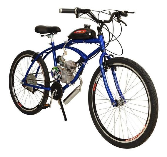 Caiçara Sport 80cc 2t Bicicleta Motorizada Moskito Original