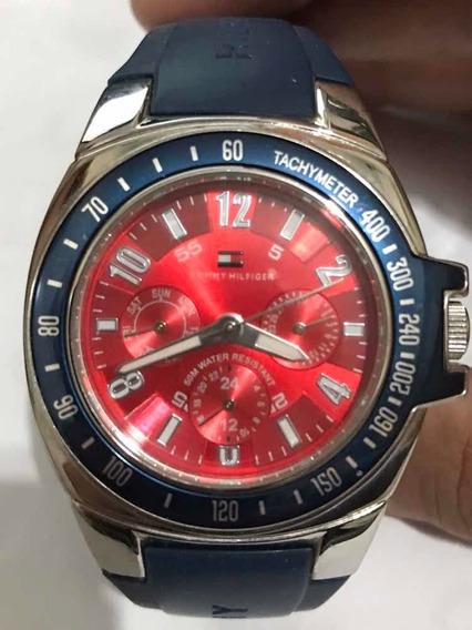 Relógio Tommy Hilfiger F90304 Original #