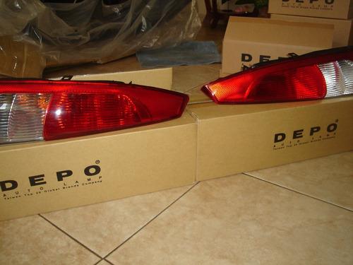 Stop Ford Fiesta Power 2004-2007 Marca Depo Nuevos