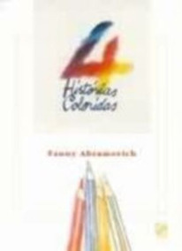 Livro 4 Histórias Coloridas Fanny Abramovich