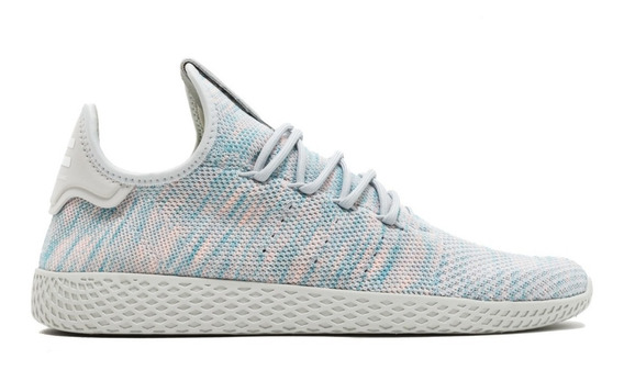 Liquidação Total Tênis adidas Pw Tennis Hu Pharrell Williams