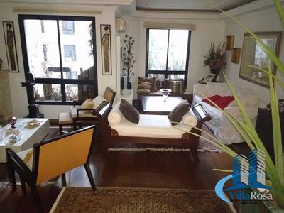 Apartamento - Moema - Ref: 1162 - V-1162