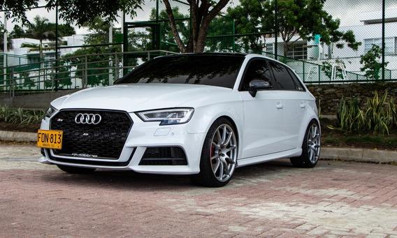 Audi S3 Motor 2.0 Tfsi Quattro 2018