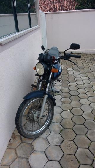 Honda Vendo Moto Conservad