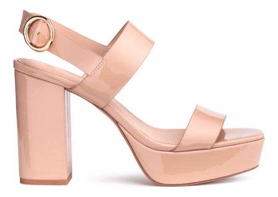 Sandalias By H&m Hot Sale Importadas Top Fashion Nuevas