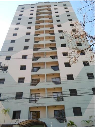 Apartamento À Venda, Ed. Miami - Alto - Piracicaba/sp - Ap1407