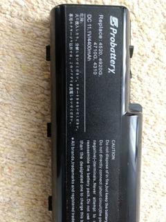 Bateria Acer 4520 As07a41 As07a31 4520 4310