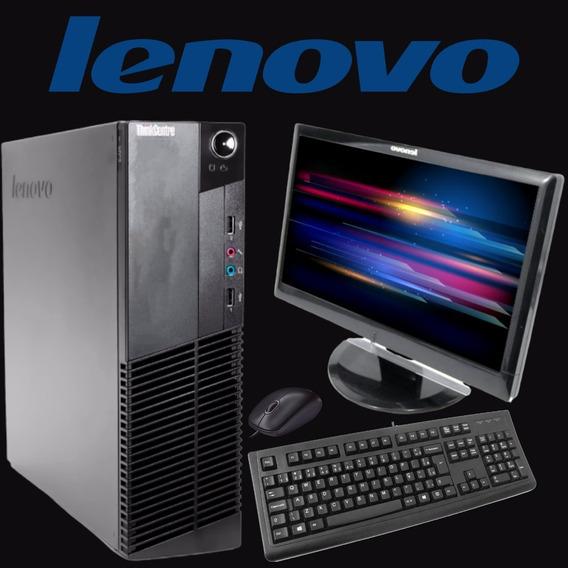 Computador Lenovo Intel I5 3º 2gb + Monitor 18.5