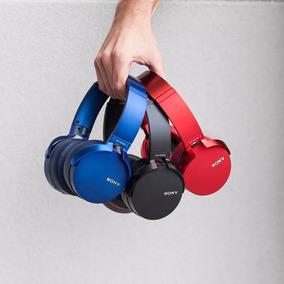 Headphone Sony Bluetooth Mdrxb950bt Extrabass Oem
